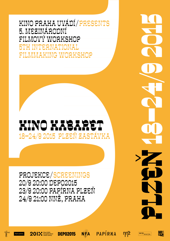 Kino Kabaret - Plzeň 02-01
